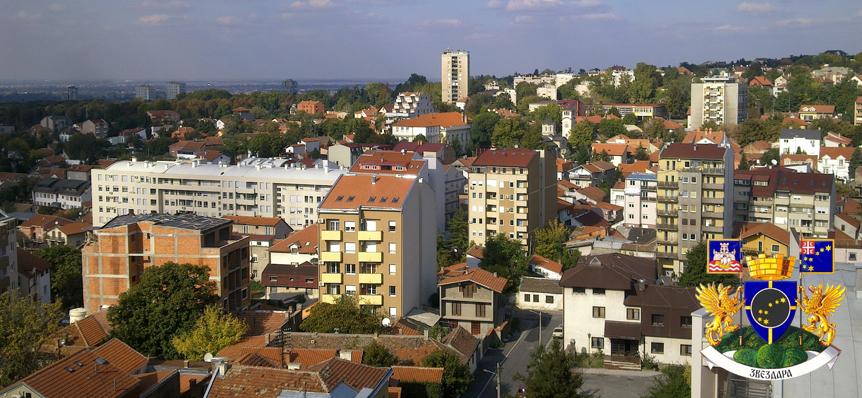 Beograd Ko I Gde Opstina Zvezdara